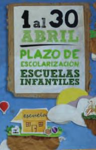 Matriculación Centros Infantiles